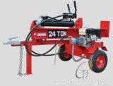 24ton水平ガソリンログのディバイダー