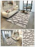 Wohnzimmer-Tee-Tisch des Baum-3D mit Teppich