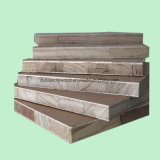 18mm/céréales en bois de couleur unie pour la mélamine Blockboard Wordrobe/meubles