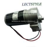 Motor del cortador del engranaje de la energía de la CC 12V 200W en la planta o la mala hierba de la corriente del río