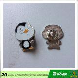 Distintivo animale sveglio di Pin del pinguino