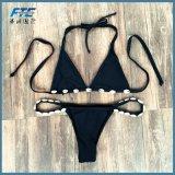 2 조각 도매 형식 비키니 수영복 수영복 여자