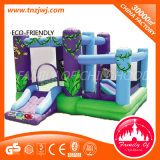 Ocean Theme Inflatable PVC Toys Kids Bounce Houses
