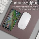 Tapis de souris de remplissage sans fil normal de Qi sans fil de chargeur de Multiuse pour l'iPhone
