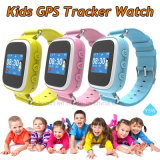 방수 IP67 아이 GPS 추적자 시계 GPRS 실시간 모니터링 (Y5W)