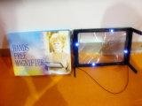 جيب مرنة [أ4] [فولّ بج] بطاقة مكبّر لأنّ قراءة