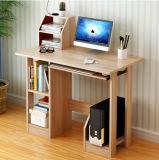 安く簡単な木のコンピュータの机