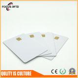 Le contact blanc IC Sle4442/Sle4428 conjuguent carte d'IDENTIFICATION RF de puce