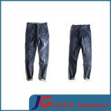 Men (JC3398)のための新しいElastic Skinny Destoryed Distressed Jeans