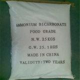 ABC de la tecnología/del alimento el Grade99.2%-100.5% del precio bajo/bicarbonato del amonio