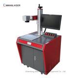 De Laser die van Co2 van de Desktop 30W Machine voor het Houten Leer van het Document merken