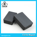De goedkope Magneet van het Ferriet van de Staaf van het Blok van het Gebruik van de Prijs Industriële Vierkante Ceramische Permanente