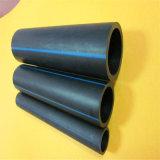 125mmの等級PE80給水のための黒いカラーHDPEの管
