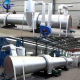 Fornire la macchina rotativa del tamburo essiccatore del truciolo dei tre passaggi da vendere