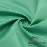 agua de 50d 250t y de la ropa de deportes tela tejida chaqueta al aire libre Viento-Resistente 100% del poliester del filamento del telar jacquar de la tela escocesa abajo (53100)