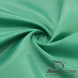 50d 250t Water & Wind-Resistant Sportswear Outdoor Down Jacket tejido Jacquard Plaid 100% de filamentos de poliéster (53100)