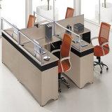O melhor L mesa da estação de trabalho da forma (HY-P15)