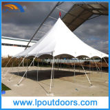 12X12m Outdoor Steel Frame Cheap Wedding Marquee Peg Pole Tent