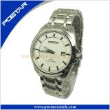 Les hommes mécanique automatique supérieure's Watch avec la bande en acier-2878 psd