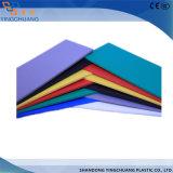 Цветные поливинилхлорида в пенопластовый лист