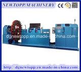 Bobina Micro-Fine orizzontale Xj-300 e macchina di spillatura