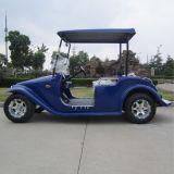 Электрический роскошные гольф тележки с сертификат CE Ан-4D