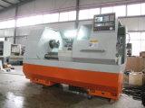 Cjk6150b-2*1250mm tuyau CNC Machine-outil de coupe 3 vitesses