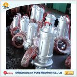 nicht Abwasser-versenkbare Pumpe des Klotz-50HP mit Scherblock