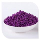Geactiveerde Alumina van de levering Kmno4 voor het Absorptievat van het Gas van de Ethyleen van het Fruit