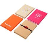 Caderno combinado animal de estimação de 3 dobras para o teste padrão por atacado ou personalizado