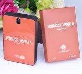 20ml esvaziam frascos plásticos do pulverizador da bomba do perfume do cartão de crédito para a venda