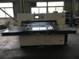 Cortador de papel de la pantalla táctil de 15 pulgadas/guillotina automatizada/cortadora de papel (130F)
