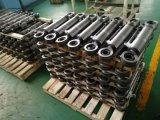 Cilindro hidráulico cromado do reboque do desempenho caminhão proeminente