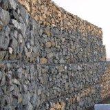 Acoplamiento de alambre de piedra soldado o tejido de Gabion de la jaula