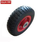 수레 손수레를 위한 220mm PU 거품 바퀴 2.50-4의 3가지의 유형