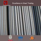 ASTM A615 Grado 40 60 70 reforzado de acero deformida