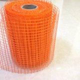 acoplamiento externo de la fibra de vidrio del aislante de la pared de 120g 10*10 de los materiales de construcción