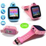 "4G/WiFi Smartwatch ребенка GPS Tracker смотреть с 1,54"" (D48"