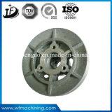 OEMのステンレス鋼の構築機械装置のための失われたワックスの鋳造の部品
