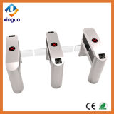 Cancello del cancello girevole dell'entrata dell'oscillazione dell'acciaio inossidabile di alta qualità