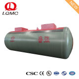 A certificação UL Underground Sf dupla parede do tanque de armazenagem de combustível