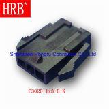 Nylonmaterial Buchse von 3,0 mm Pitch