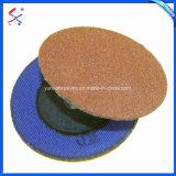 Быстрая установка обедненной смеси оксида алюминия шлифовальные абразивные волокна диск