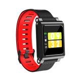 Montre sport, fitness Tracker avec moniteur de fréquence cardiaque, compteur de pas, le GPS tracker, Smart bracelet étanche pour Android et Ios