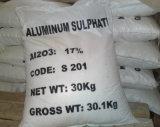 17% ألومنيوم [سولفت] [أل2] ([س4]) 3 لأنّ [وتت] معالجة