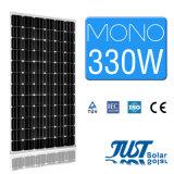 mono potere del comitato solare 330W per energia verde