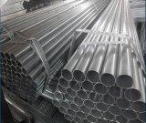 Material de construcción galvanizado en baño caliente del tubo del andamio/tubo de acero/tubo galvanizados