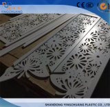 Декорации интерьера Поливинилхлорид лист