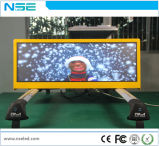 Schermo esterno del tassì di P3 LED con 3G WiFi