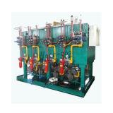 Centrale idroelettrica di grande formato per il laminatoio dell'anello